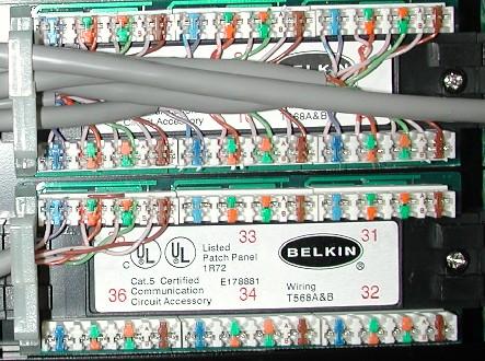 chapter 4 rh oldsite cis131 com 24-Port Patch Panel Tripp Lite Patch Panel